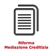 Riforma Mediazione Creditizia